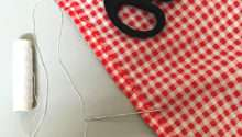 Make Ironing Board Cover Without Sewing Machine