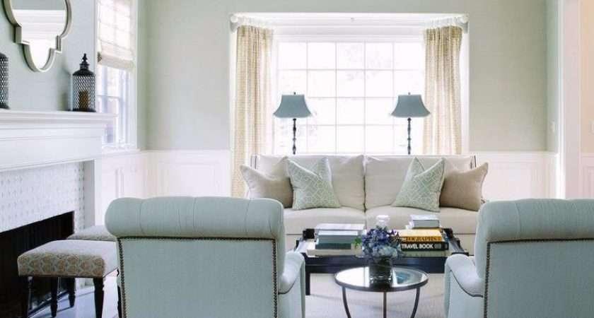 Make Light Blue Green Living Room Ideas