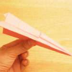 Make Paper Airplane Step