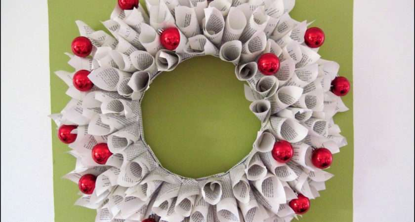 Make Paper Ornaments Earrings Tips Homemade Simple