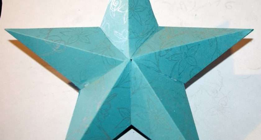 Make Paper Star Youtube