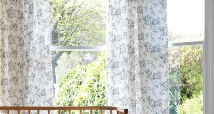 Make Tie Top Curtains Craft Project