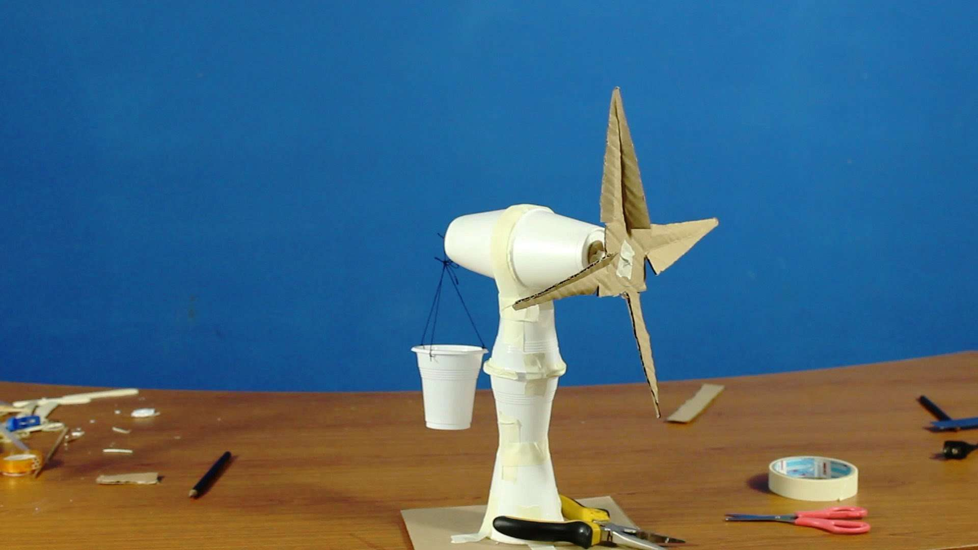 Make Windmill Classroom Hands Activity Project Youtube
