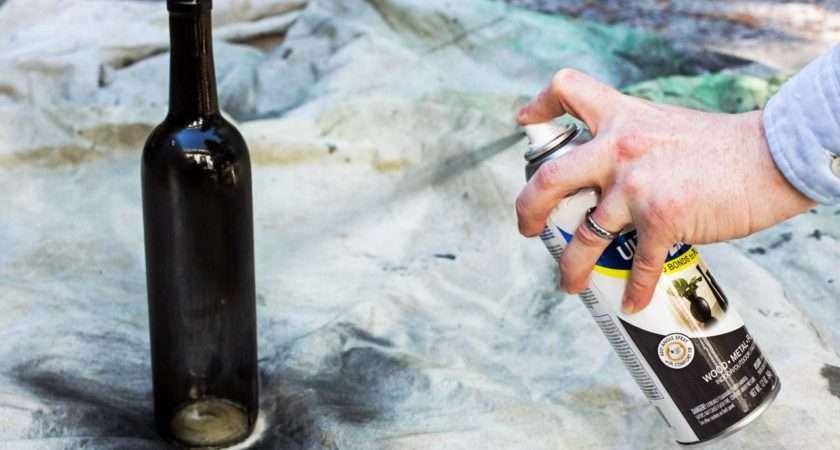 Make Wine Bottle Candelabras Easy Crafts Homemade