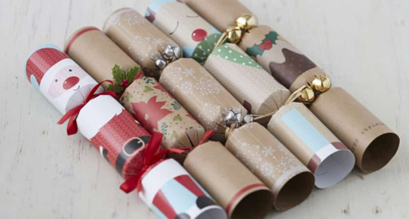 Make Your Own Christmas Crackers Field
