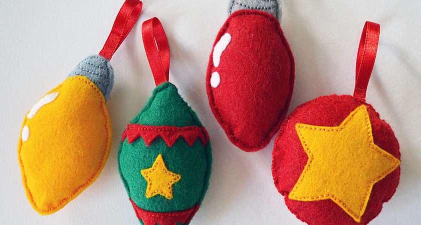 Make Your Own Christmas Decorations Kit Sarah Hurley
