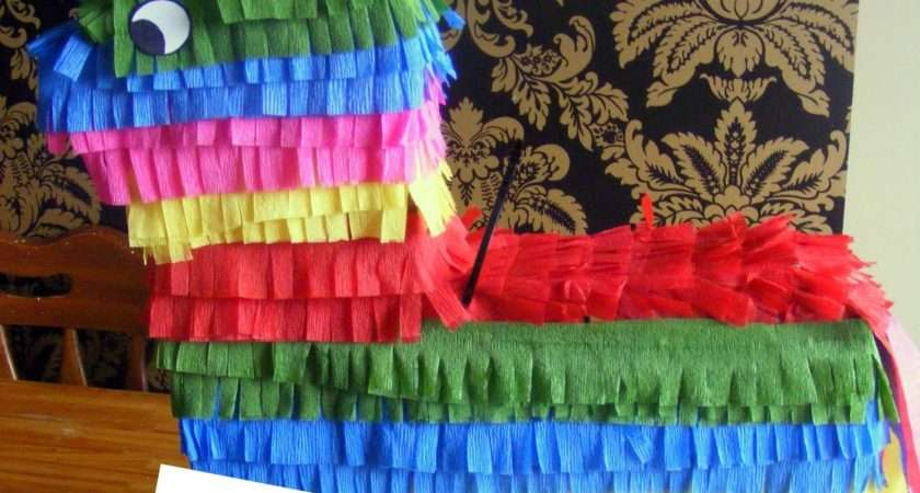 Make Your Own Pinata Complete Guide Imperfect