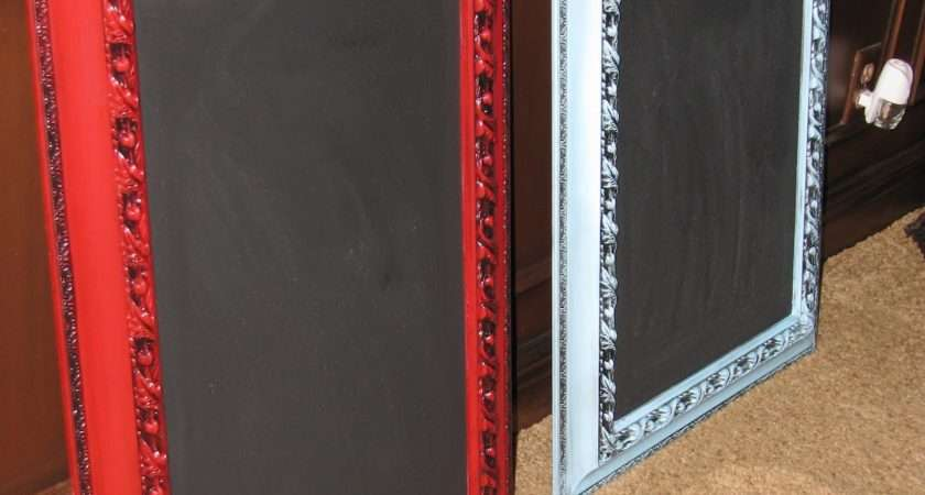 Making Chalkboards Jennifer Magic Brush Power