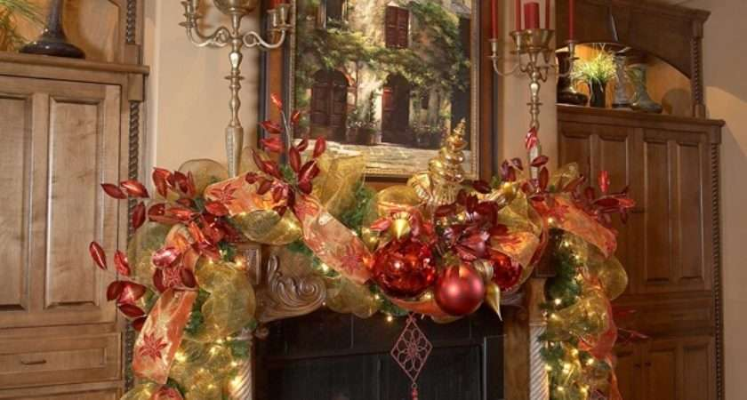 Mantel Christmas Decorating Ideas Make Your Home