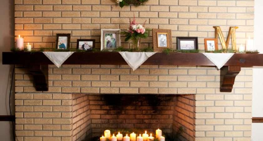 Mantle Display Home Pinterest