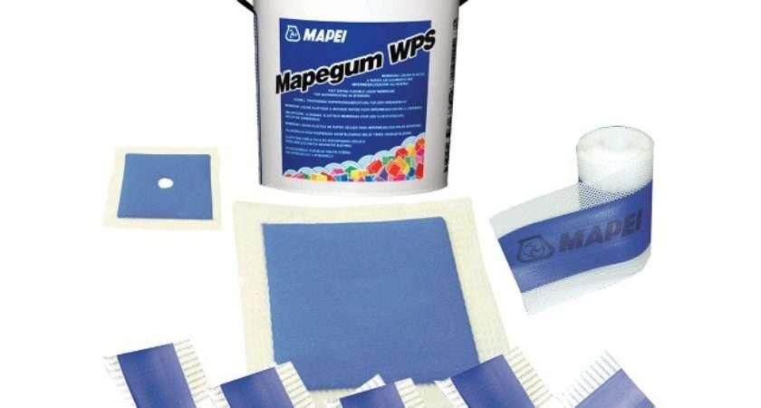 Mapei Waterproofing Kit Wall Floor