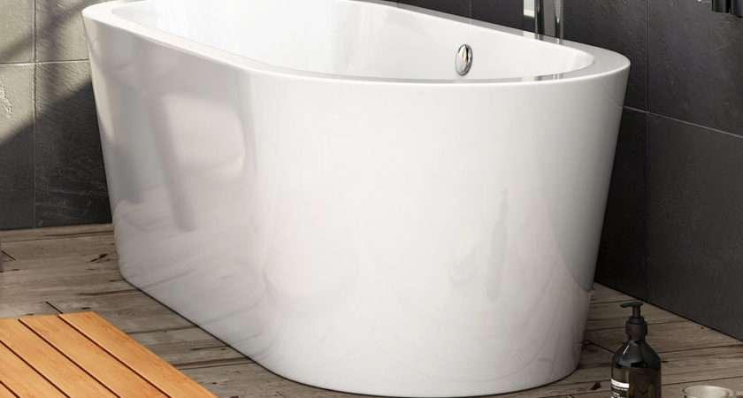 Marbella Modern Freestanding Roll Top Bath Tub Ebay