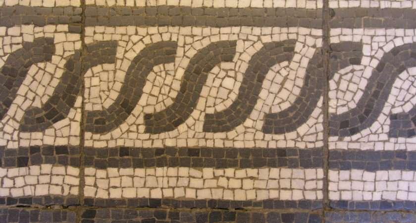 Marble Mosaic Tile Flooring Tiles Design