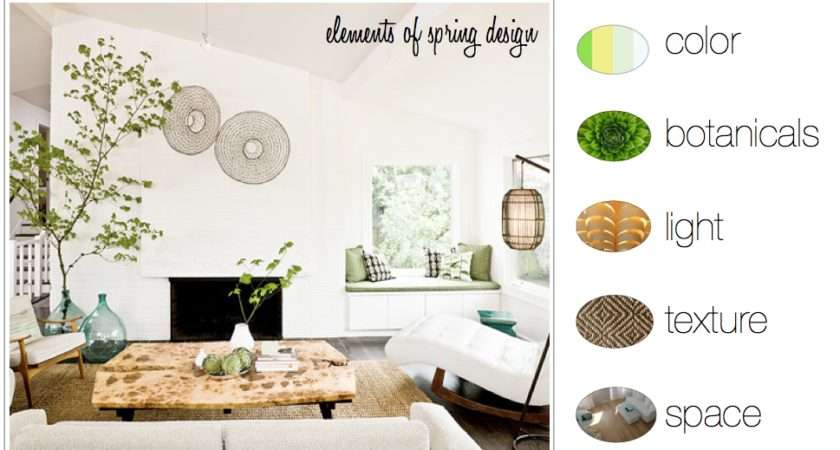 March Into Spring Ways Freshen Your Decor