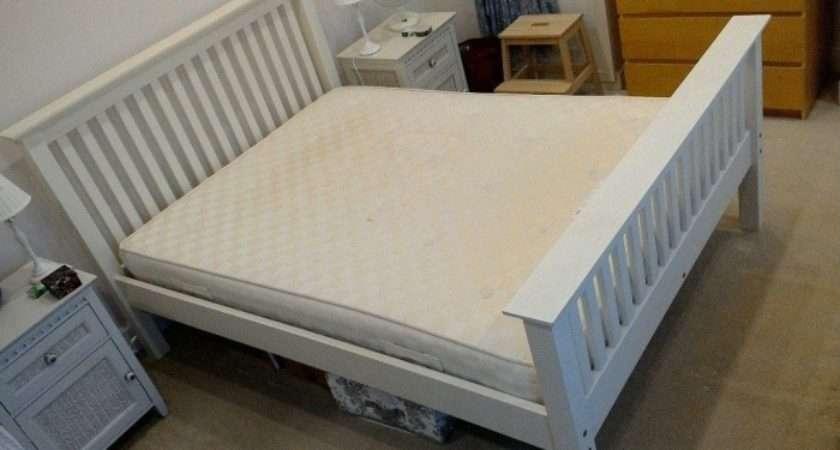 Marks Spencer Double Bed Frame Mattress