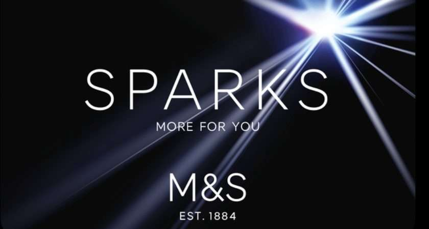 Marks Spencer Launch Loyalty Card Sparks