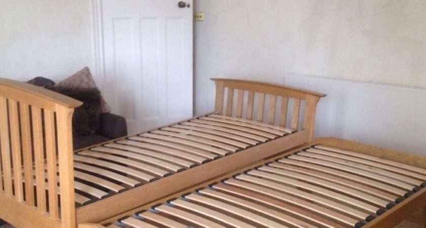Marks Spencer Solid Antique Pine Single Bed