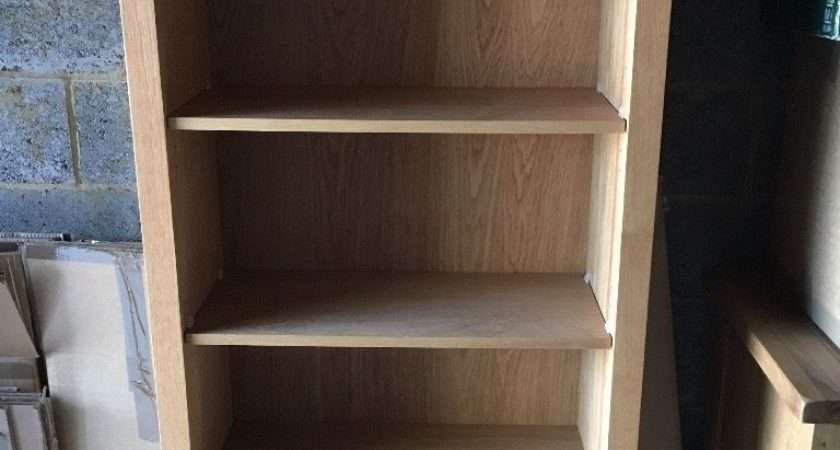 Marks Spencer Sonoma Oak Bookcase Whitstable