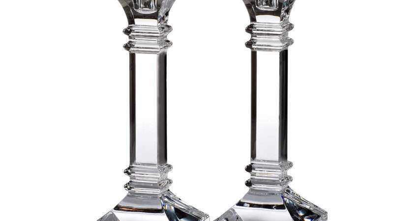 Marquis Waterford Treviso Candle Holders John Lewis