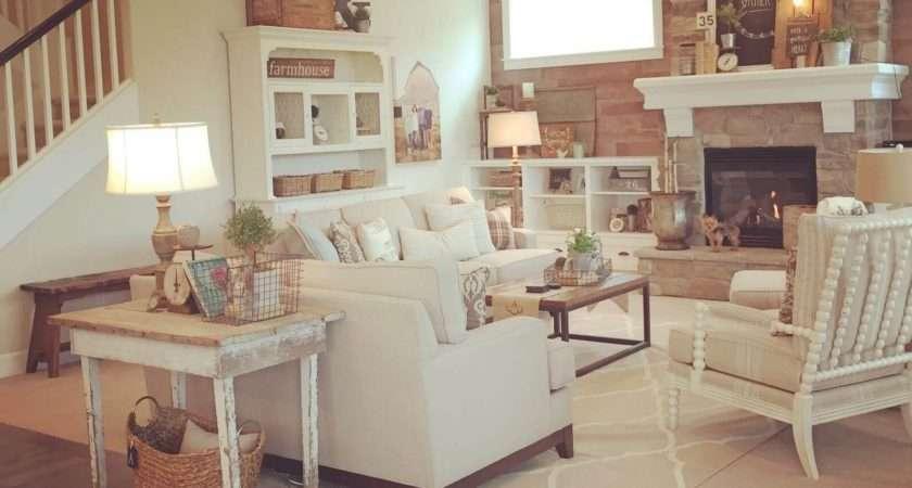 Marvelous Shabby Chic Living Room Ideas