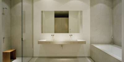 Master Bathroom Testament Beauty Minimalist Design