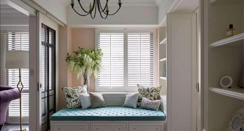 Master Bedroom Bay Window Design