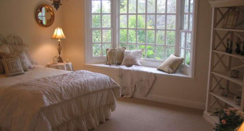 Master Bedroom Bay Window Sisal Look Carpet