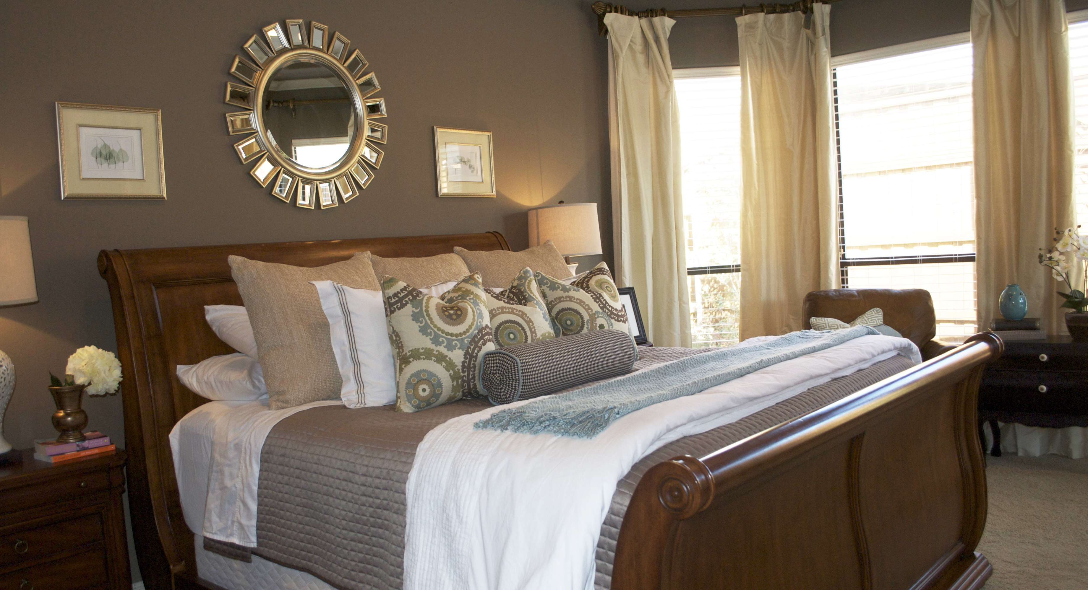 Master Bedroom Makeover Well Dressed Home