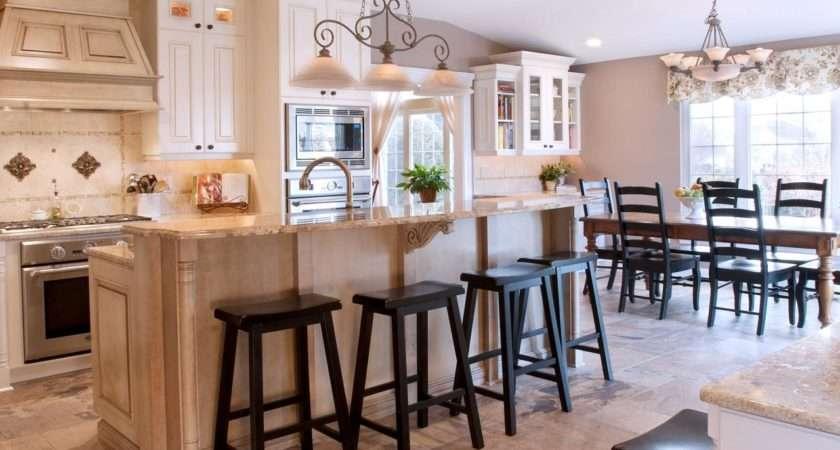Master Open Plan Kitchen Design Half Bathroom Layouts