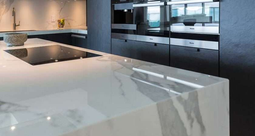 Materials Kitchen Worktops Real Homes