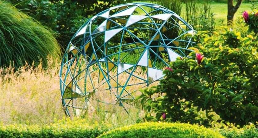 Matrix Contemporary Sculpture Pretty Garden