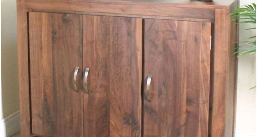 Mayan Shoe Cupboard Cabinet Large Hallway Storage Unit