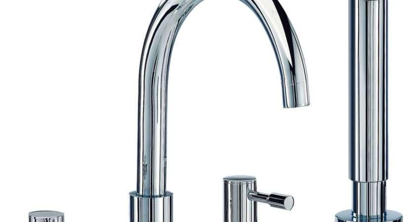 Mayfair Series Hole Bath Shower Mixer Tap