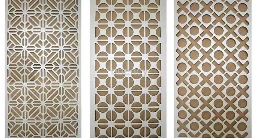 Mdf Grille Panel Lin Xuan China Other Decoration
