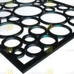 Mdf Grille Panels Circles Fretwork Panel