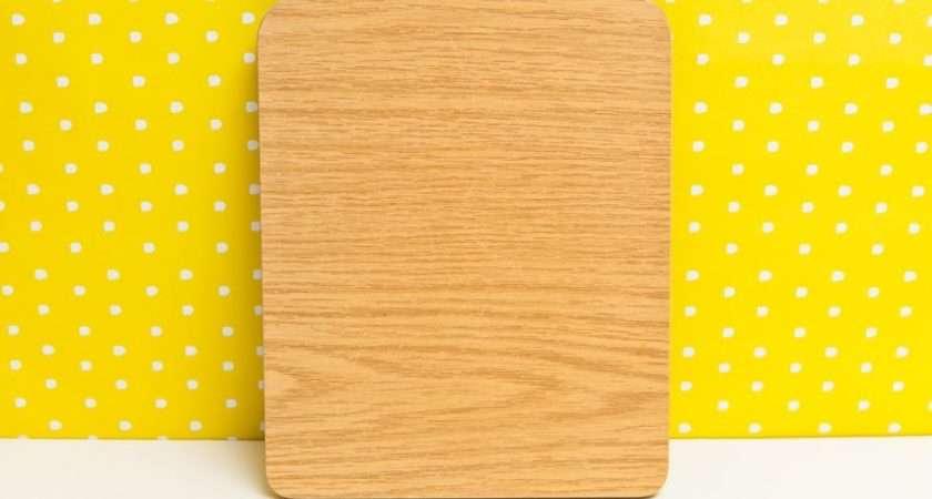 Melamine Woodland Chopping Board Vintage Shop Retro