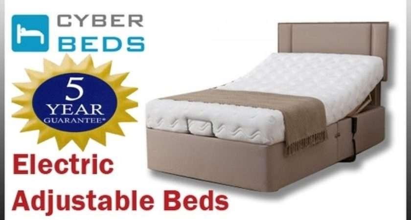 Melanie Adjustable Electric Bed Memory Foam