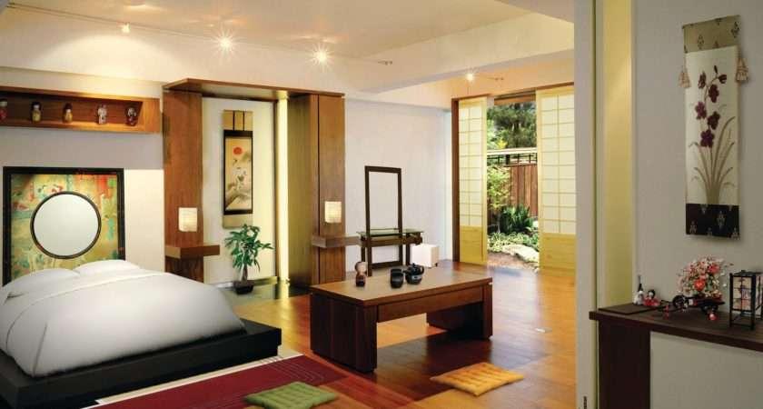 Melokumi Japanese Style Bedroom Design
