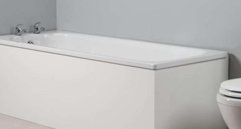 Meridian Front Bath Panel White Tavistock Bathrooms