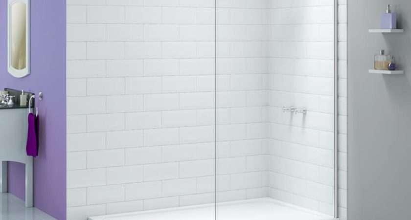 Merlyn Ionic Wetroom Panel