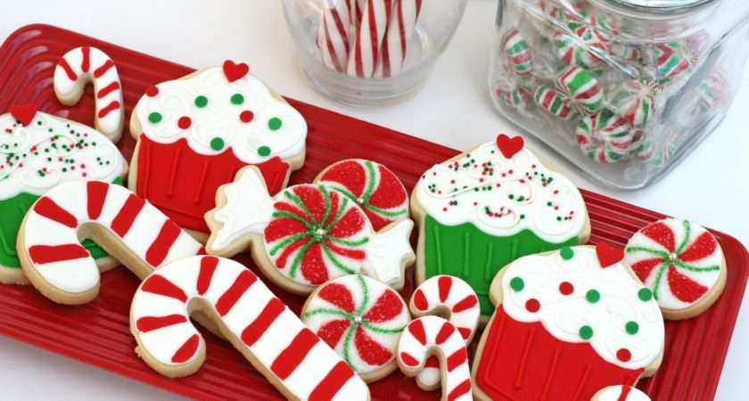 Merry Christmas Cookies Decoration Ideas