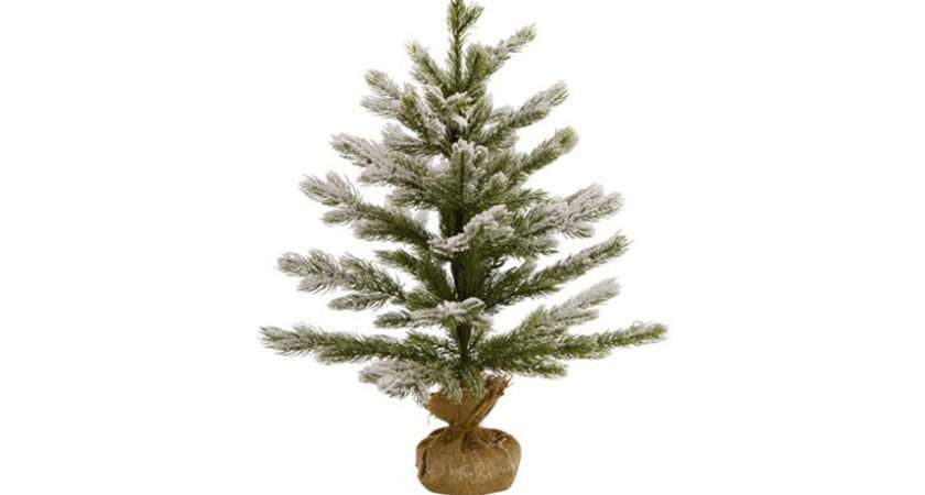 Merry Little Christmas Table Top Sapling Homebase