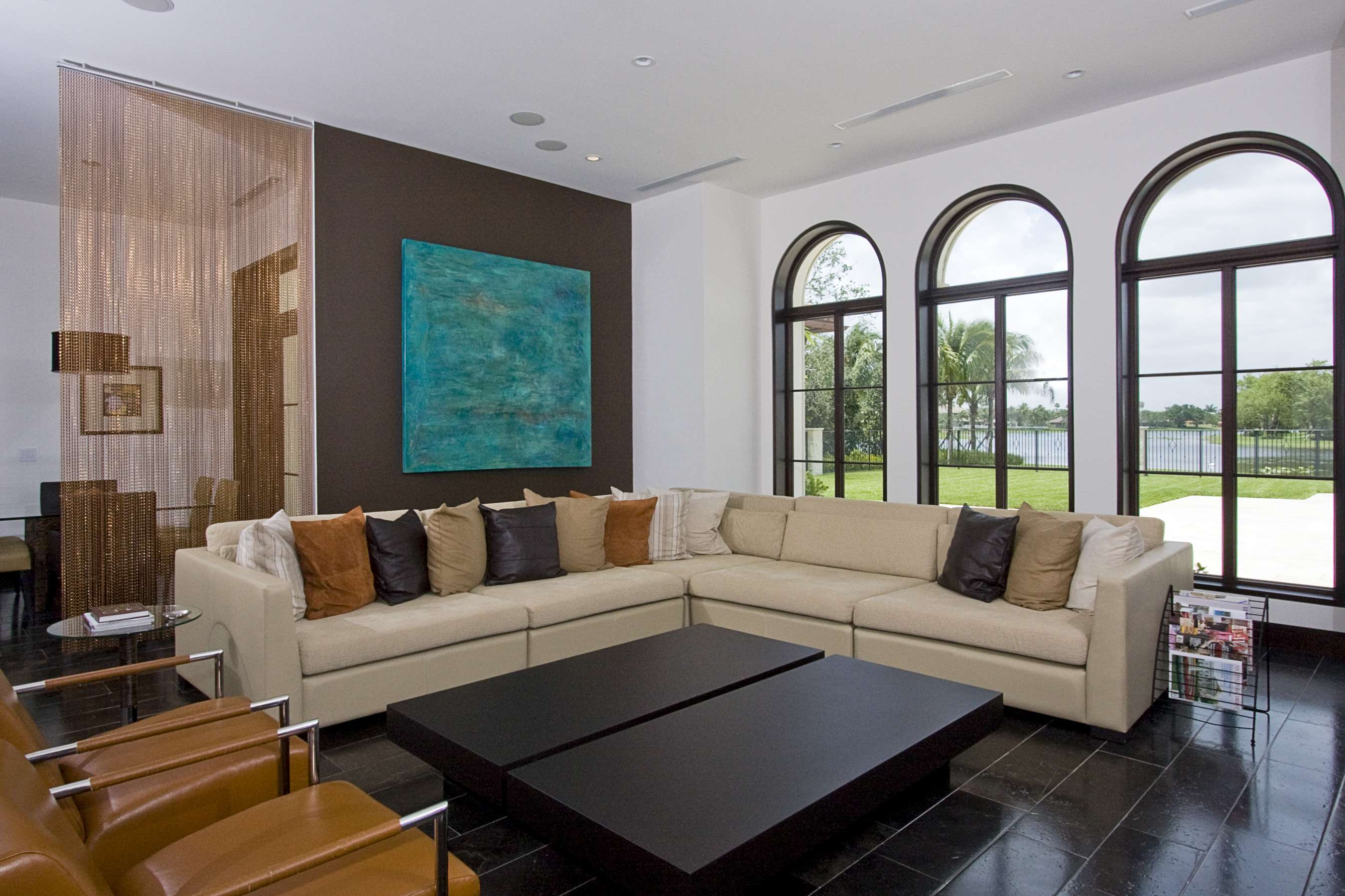 Mesmerizing Exotic Living Room Accessories Photograph