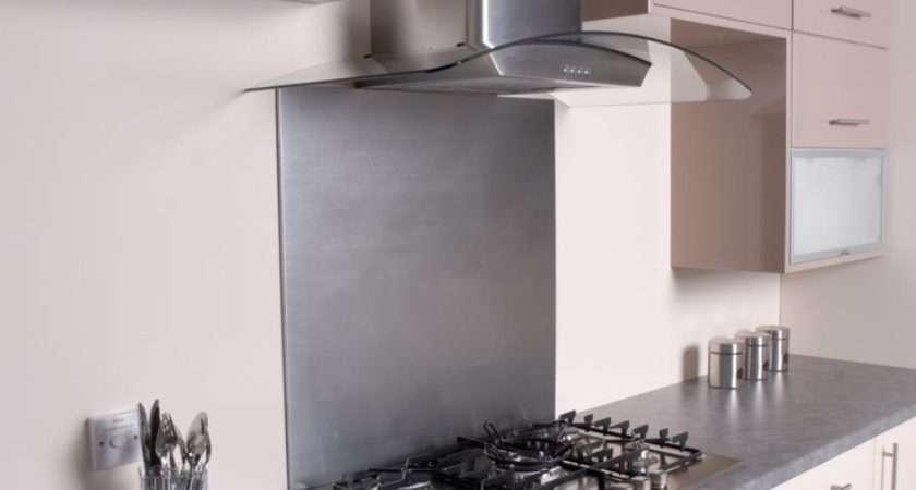 Metal Splashbacks Kitchens Rapflava