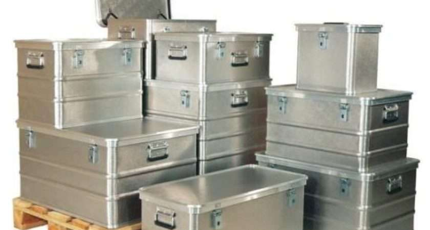 Metal Storage Boxes Available Now Pittman Traffic
