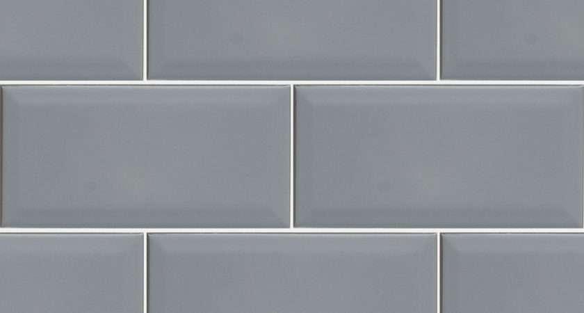 Metro Dark Grey Wall Tiles Kitchen Direct