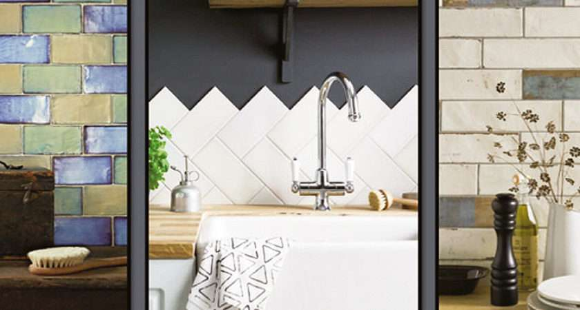 Metro Inspired Tiles Have Become Modern Classic Homes They