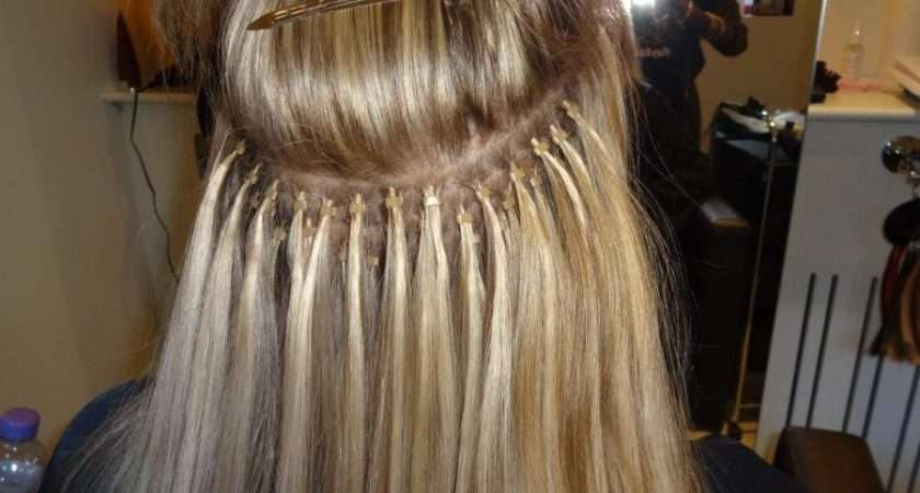 Micro Loop Nano Ring Hair Extensions Aaa Russian Remy