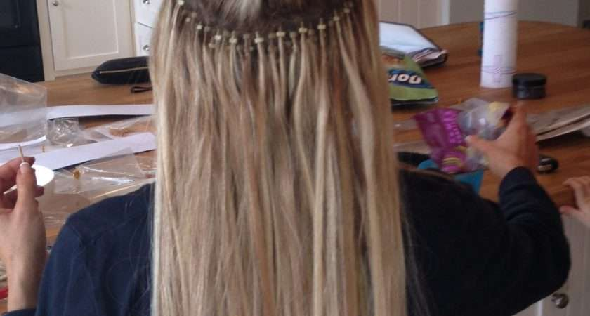 Micro Rings Horsham Hair Extensions