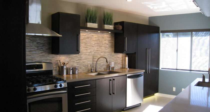 Mid Century Modern Kitchen Cabinets Recommendation Homesfeed